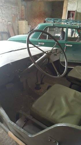 Jeep MB 1942 ( soviet Army) For Sale (picture 3 of 3)