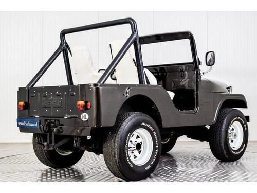 1969 Jeep CJ-5 4X4 Kaiser For Sale (picture 2 of 6)