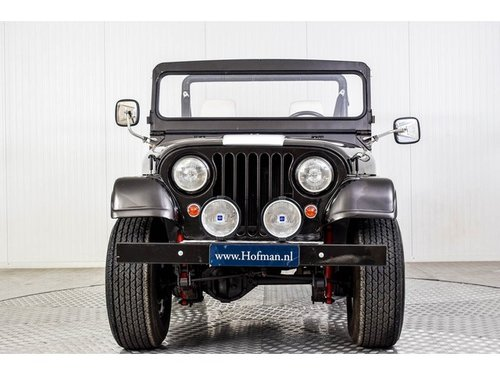 1969 Jeep CJ-5 4X4 Kaiser For Sale (picture 3 of 6)