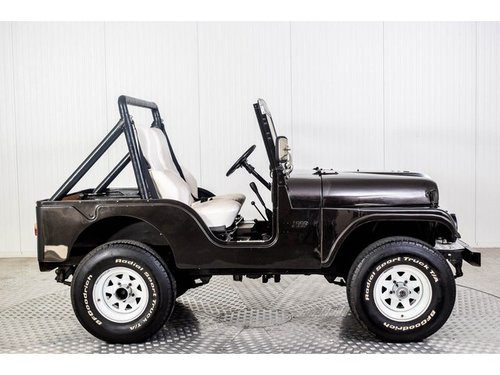 1969 Jeep CJ-5 4X4 Kaiser For Sale (picture 4 of 6)