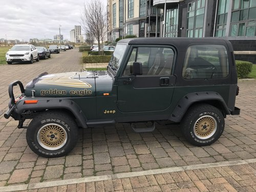 1994 Jeep Wrnagler 4.0 Limited Edition For Sale (picture 2 of 6)