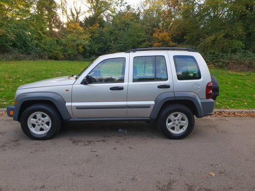 2005/55 Jeep Cherokee 2.4 Sport.. 4x4.. Winter Bargain. SOLD (picture 2 of 6)