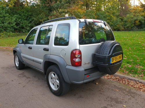 2005/55 Jeep Cherokee 2.4 Sport.. 4x4.. Winter Bargain. SOLD (picture 6 of 6)