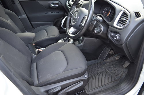 Jeep Renegade 2.0 Multijet Longitude 4WD 2017 For Sale (picture 5 of 6)