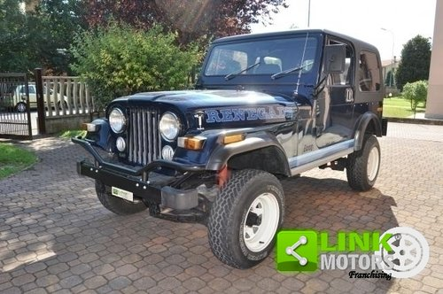 1983 Jeep Renegade For Sale (picture 1 of 6)
