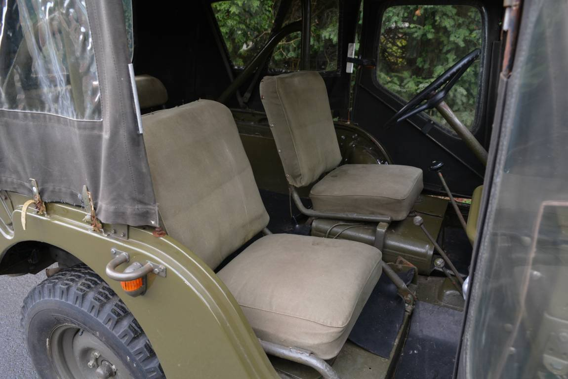 1956 Jeep Nekaf M38A1 4WD Niederl?ndische Papiere For Sale (picture 4 of 6)