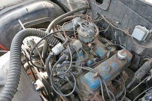 1971 wanted jeep v6 dauntless engine and gearbox
