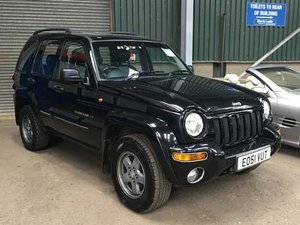 2002 Jeep Cherokee Ltd at Morris Leslie Auctions SOLD by Auction