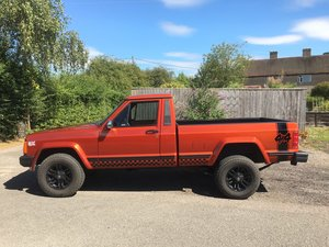 1988 Jeep Comanche 4x4 Pick up Truck, 5 speed manual AC