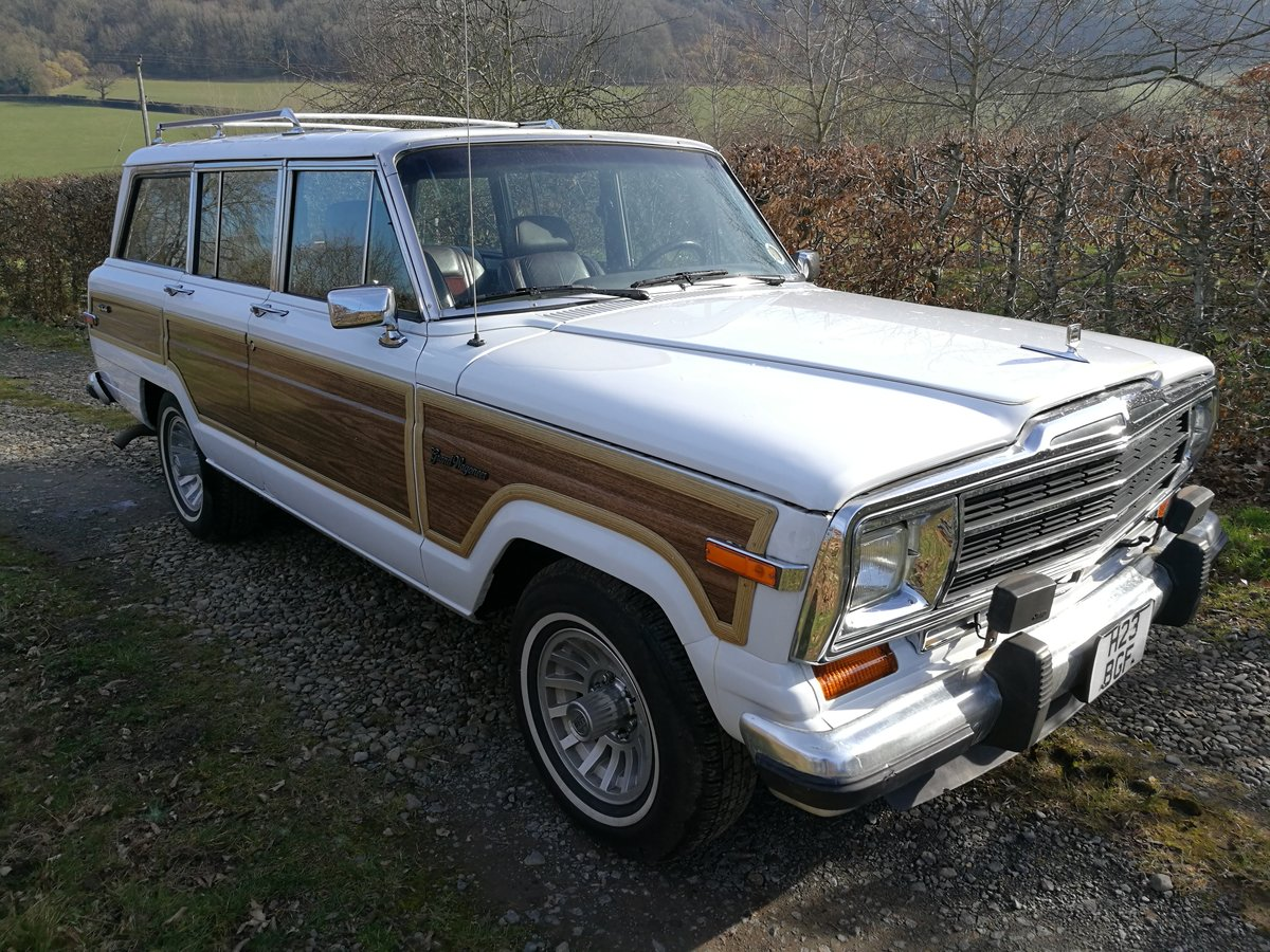 1991 Jeep Grand Wagoneer Final Edition For Sale (picture 2 of 6)