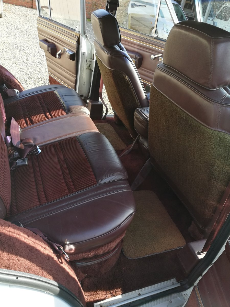 1991 Jeep Grand Wagoneer Final Edition For Sale (picture 6 of 6)