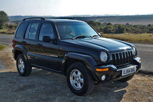 2004 Jeep Cherokee KJ 2.8 CRD Limited Auto 4x4 MOT 2020 For Sale