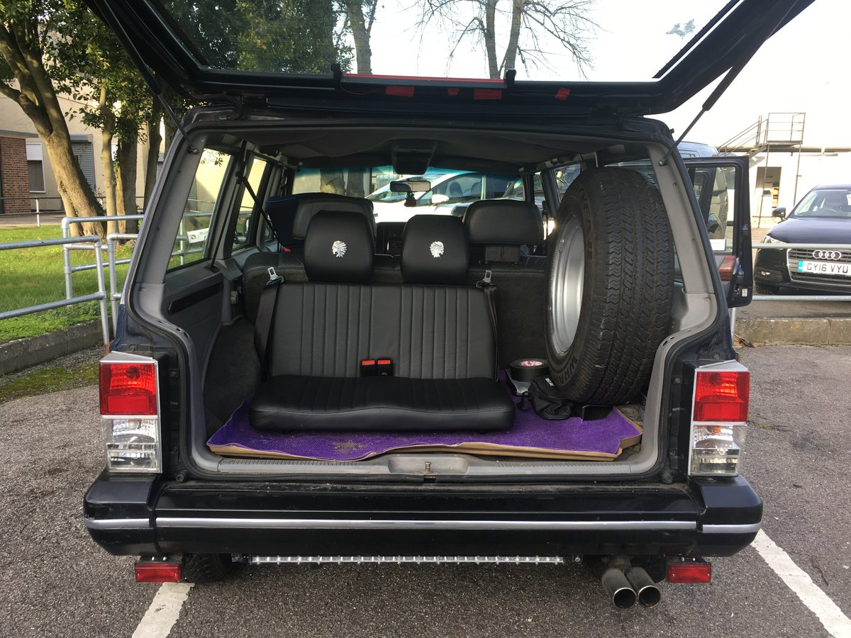 1994 Classic replica Jeep Cherokee 4.2 willy For Sale (picture 4 of 6)