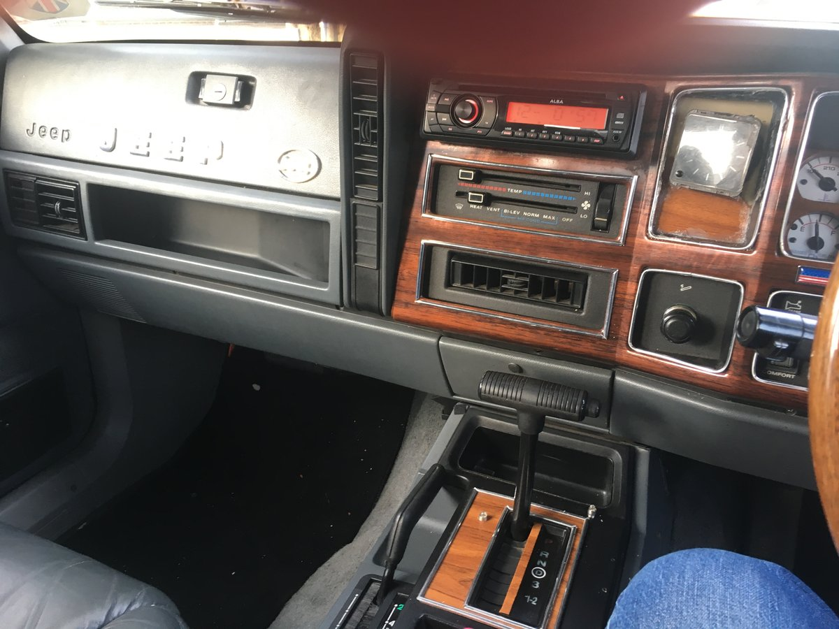 1994 Classic replica Jeep Cherokee 4.2 willy For Sale (picture 6 of 6)