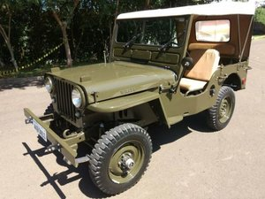 1951 Jeep Willys For Sale