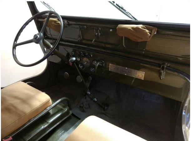 1951 Jeep Willys For Sale (picture 4 of 6)