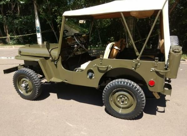 1951 Jeep Willys For Sale (picture 6 of 6)