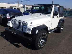 Picture of 2004 04 Jeep Wrangler 4.0 Automatic, White, 59k miles SOLD