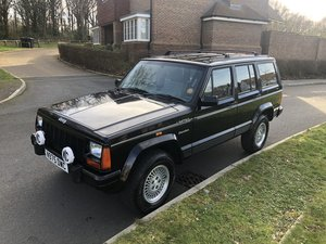 1996 Jeep Cherokee XJ Limited 4.0i Automatic