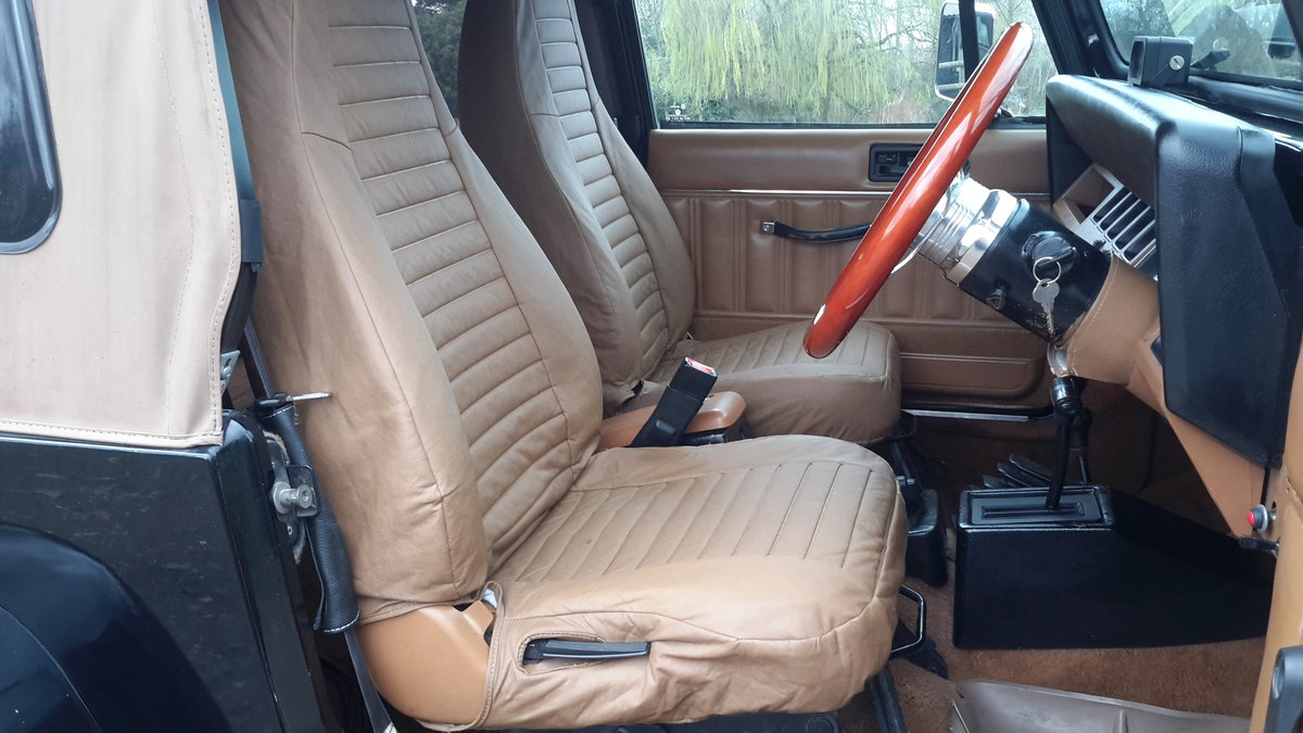 JEEP WRANGLER 4.0 LIMITED YJ 1994 For Sale (picture 3 of 6)