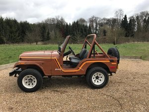 1980 Jeep cj5 low mileage For Sale