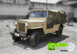 1978 Jeep CJ 6 CAMIONETTA - CONSERVATA - For Sale