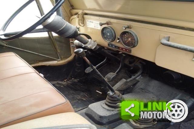 1978 Jeep CJ 6 CAMIONETTA - CONSERVATA - For Sale (picture 3 of 6)