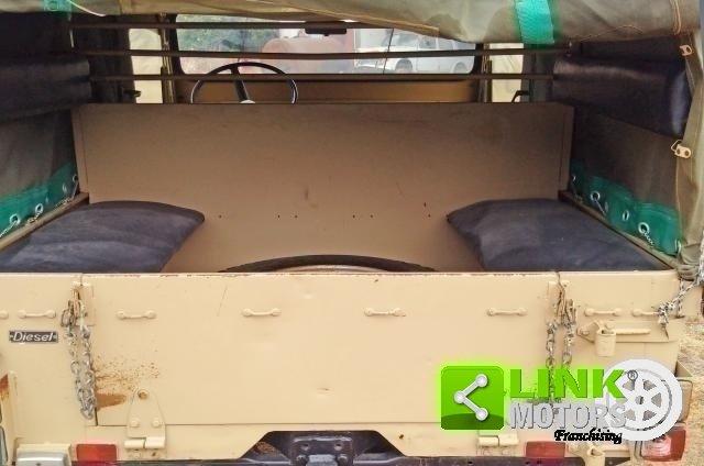 1978 Jeep CJ 6 CAMIONETTA - CONSERVATA - For Sale (picture 4 of 6)