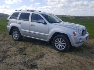 "Jeep grand Cherokee CRD ""Overland"" 2006 For Sale"