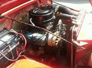 1960 jeep wanted cj