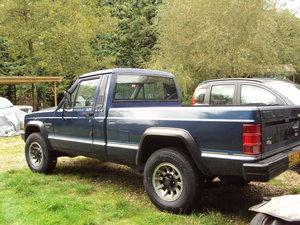 1992 jeep comanche