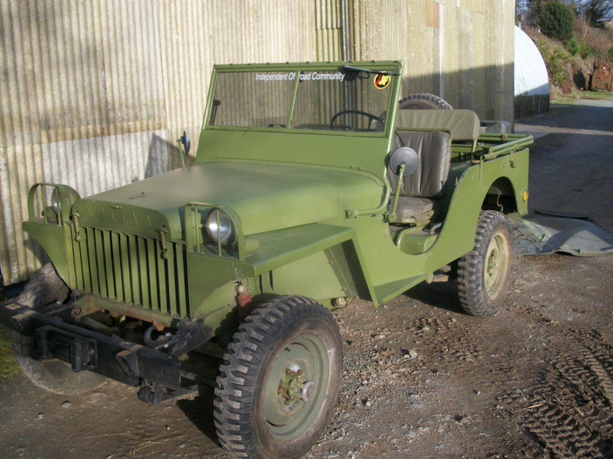 1967 willys jeep MA For Sale (picture 1 of 3)