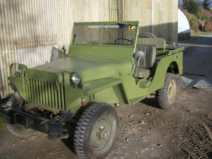 1967 willys jeep MA For Sale