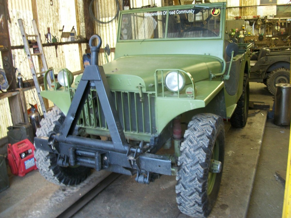 1967 willys jeep MA For Sale (picture 2 of 3)