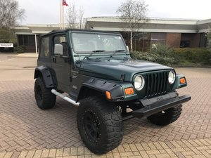 2000 Just arrived stunning Jeep For Sale