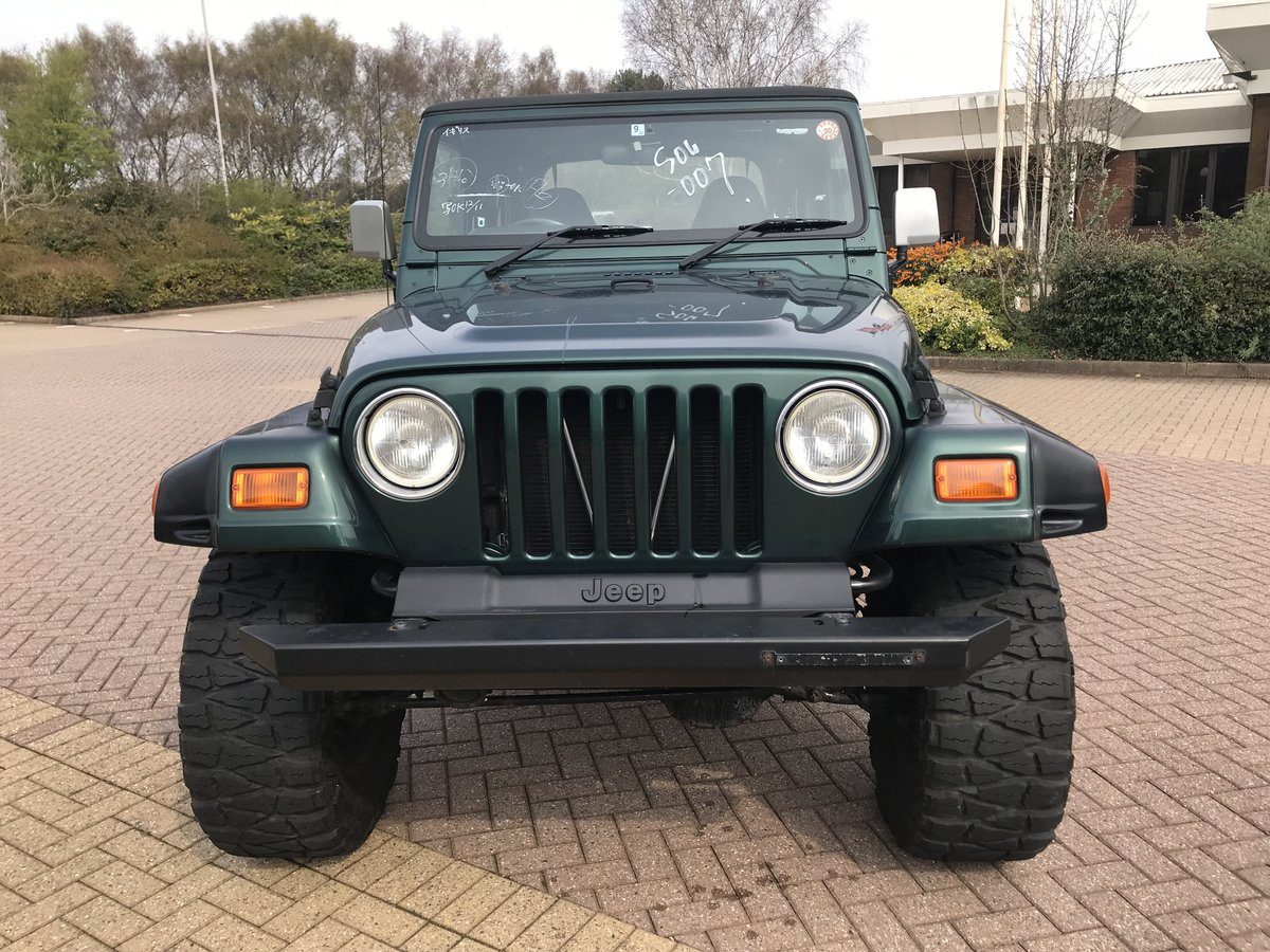 2000 Just arrived stunning Jeep SOLD (picture 2 of 6)