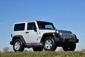 2008 Jeep Wrangler 3.8i V6 automatic Sport Hardtop For Sale