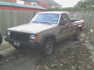 1989 Low Mileage Jeep Pick Up For Sale