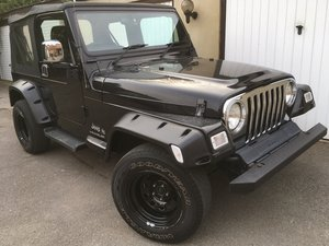 2007 Jeep Wrangler TJ 4.0 Auto 65th Anniversary Edition from