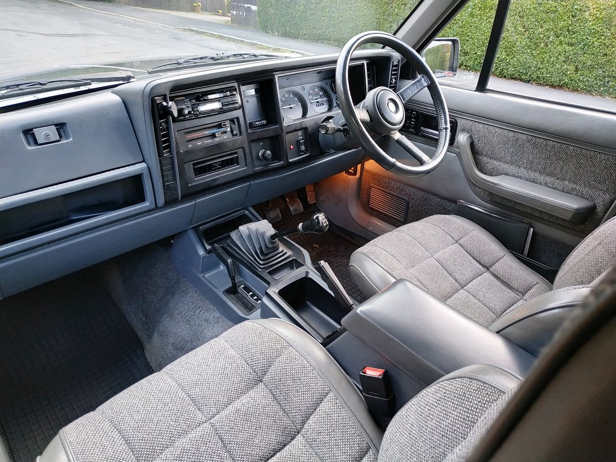 1994 JEEP CHEROKEE 2.5 SPORT 4x4. ONE PREVIOUS OWNER SOLD (picture 6 of 6)