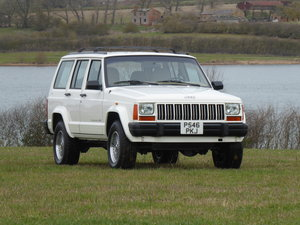 1996 Jeep Cherokee XJ 4 Litre 5 x Speed Manual Very Rare Jeep For Sale