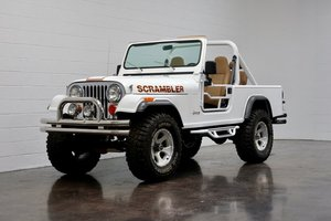 1981 Jeep Scrambler 4x4 Convertible = only 1k miles mods $34 For Sale