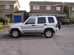 2004 JEEP CHEROKEE 2.8 AUTO TURBO DIESEL FOR SALE For Sale