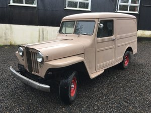 1948 jeep sedan delivery For Sale
