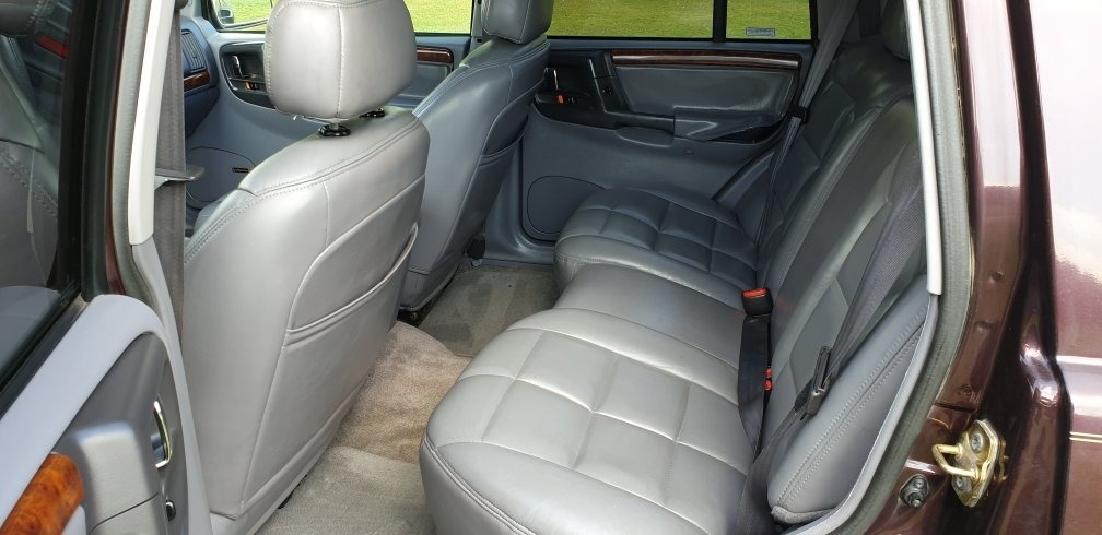 LHD 1997 JEEP GRAND CHEROKEE, 4.0 V8 PETROL,LEFT HAND DRIVE For Sale (picture 5 of 6)
