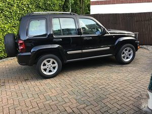 2006 Jeep Cherokee Limited CRD 4x4 2.8cc For Sale
