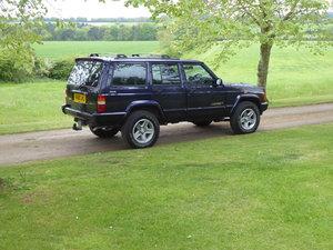 1999 Jeep Cherokee XJ 4.0 Orvis LPG Full Service History For Sale