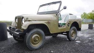 1963 Jeep CJ-5 Mediterranea For Sale by Auction