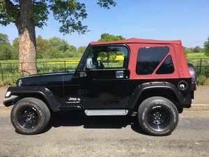 2007 Jeep Wrangler TJ 4.0 Auto 65th Anniversary Edition from For Sale