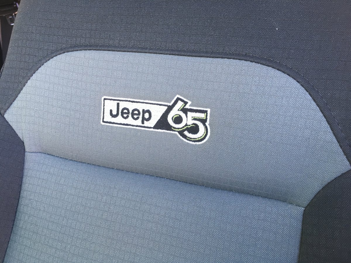2007 Jeep Wrangler TJ 4.0 Auto 65th Anniversary Edition from For Sale (picture 6 of 6)